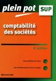 Patrick Mykita et Chérif-Jacques Allali - Comptabilité des sociétés - Enseignement supérieur, BTS, DUT tertiaires.