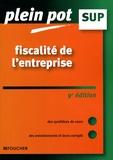 Patrick Mykita et Chérif-Jacques Allali - Fiscalité de l'entreprise - Enseignement supérieur, BTS, DUT tertiaires.