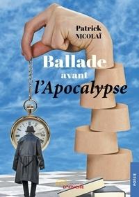 Forum téléchargement gratuit ebook Ballade avant l'Apocalypse 9782355231902