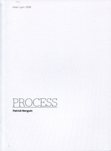 Patrick Norguet - Process - Hotel/Lyon/2009.