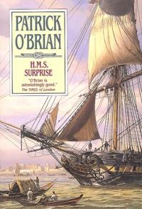 Patrick O'Brian - HMS Surprise.
