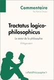 Patrick Olivero et  LePetitPhilosophe.fr - Tractatus logico-philosophicus de Wittgenstein - Le statut de la philosophie (Commentaire) - Comprendre la philosophie avec lePetitPhilosophe.fr.
