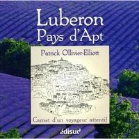 Patrick Ollivier-Elliott - Luberon, pays d'Apt.