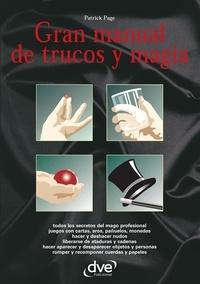 Patrick Page - Gran manual de trucos y magia.
