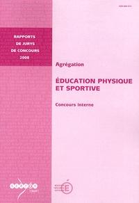 Patrick Pelayo - Agrégation Education physique et sportive - Concours interne.