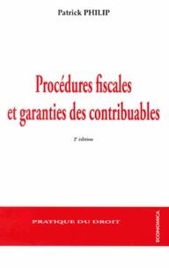 Deedr.fr Procédures fiscales et garanties des contribuables Image