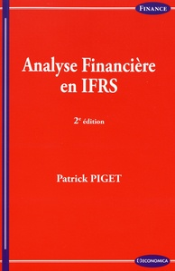 Analyse financière en IFRS - Patrick Piget |