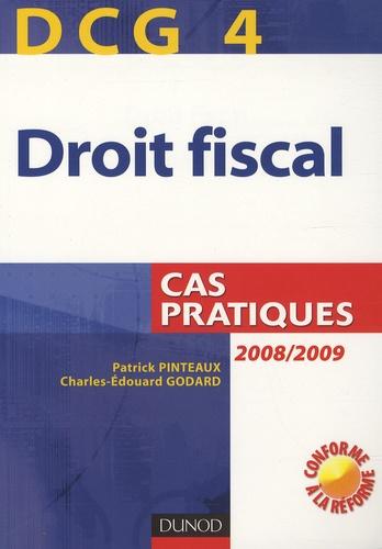 Patrick Pinteaux - Droit fiscal DCG4 - Cas pratiques.