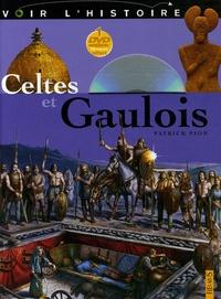 Patrick Pion - Celtes et Gaulois. 1 DVD