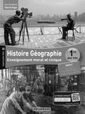 Patrick Pique - Histoire Géographie Enseignement moral et civique 1re Bac Pro - Livre du professeur.
