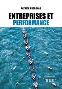 Patrick Probonas - Entreprises et performance.