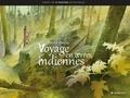 Patrick Prugne - Voyage en terres indiennes - Carnet de 15 posters détachables.