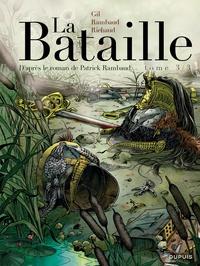 Patrick Rambaud et Frédéric Richaud - La Bataille Tome 3 : .