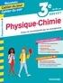 Patrick Rasset - Cahier du jour/Cahier du soir Physique-Chimie 3e + mémento.