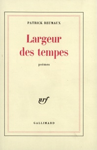 Patrick Reumaux - Largeur des tempes.
