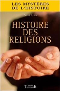 Patrick Rivière - Histoire des religions.