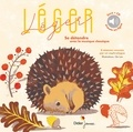 Patrick Roger et David Pastor - Léger, léger - Se détendre avec la musique classique. 1 CD audio