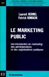Corridashivernales.be LE MARKETING PUBLIC. Une introduction au marketing des administrations et des organismes publics Image