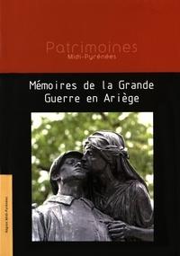 Patrick Roques - Mémoires de la Grande Guerre en Ariège.