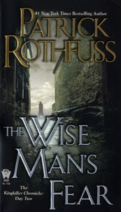 Patrick Rothfuss - The Wise Man's Fear.