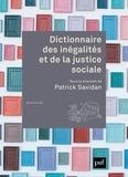 Patrick Savidan - Dictionnaire des inégalités et de la justice sociale.