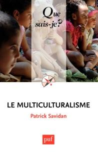 Patrick Savidan - La multiculturalisme.