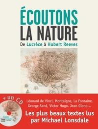 Deedr.fr Ecoutons la nature - De Lucrèce à Hubert Reeves Image