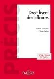 Patrick Serlooten et Olivier Debat - Droit fiscal des affaires 2018-2019.