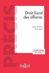 Patrick Serlooten - Droit fiscal des affaires 2019/2020 - 18e éd..