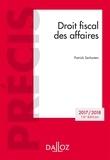 Patrick Serlooten - Droit fiscal des affaires. Edition 2017/2018.
