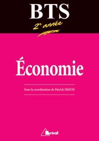 Patrick Simon et Stéphanie Rouquet - Economie BTS 2e année.