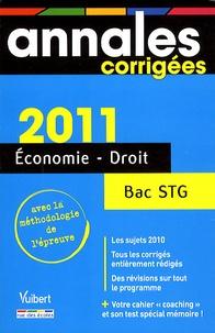 Patrick Simon - Economie-droit Bac STG.