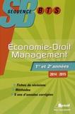 Patrick Simon - Economie-Droit et Management BTS tertiaires 1re et 2e années.
