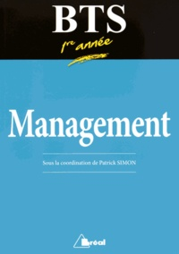 Patrick Simon et Alexandra Prudhomme - Management BTS 1re année.