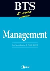 Patrick Simon et Alexandra Prudhomme - Management BTS 2e année.