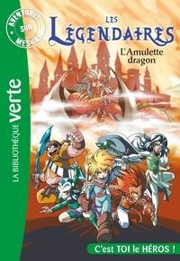 Patrick Sobral et Nicolas Jarry - Aventures sur mesure  : Les Légendaires - L'amulette Dragon.