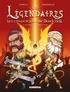 Patrick Sobral et  Orpheelin - Les Légendaires - Les Chroniques de Darkhell Tome 2 : La croisée sanglante.