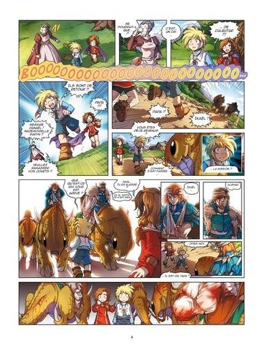 Les légendaires origines Tome 1 Danaël