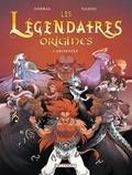 Patrick Sobral et  Nadou - Les légendaires origines Tome 3 : Gyfenfer.