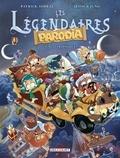 Patrick Sobral et Jessica Jung - Les Légendaires Parodia Tome 3 : Gagastrophique !.