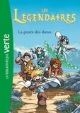 Patrick Sobral et Nicolas Jarry - Les Légendaires Tome 1 : La pierre des dieux.