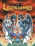 Patrick Sobral - Les Légendaires Tome 10 : La marque du destin.
