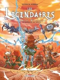 Patrick Sobral - Les Légendaires Tome 21 : Word Whithout : La Bataille du néant.