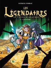 Patrick Sobral - Les Légendaires Tome 9 : L'Alystory.