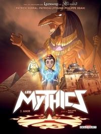 Philippe Ogaki et Patrick Sobral - Les Mythics T03 - Amir.