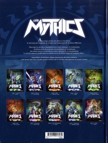 Les Mythics Tome 7 Hong Kong. Avec un grand poster à collectionner offert !