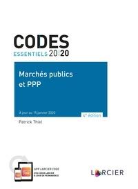 Patrick Thiel - Marchés publics et PPP.
