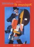 Patrick Toffin et Frédéric Platzer - Découvrir la musique. 1 CD audio