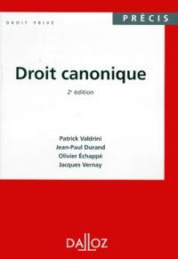 Histoiresdenlire.be DROIT CANONIQUE. 2ème édition, 1999 Image