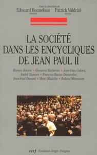 Patrick Valdrini et Edouard Bonnefous - .